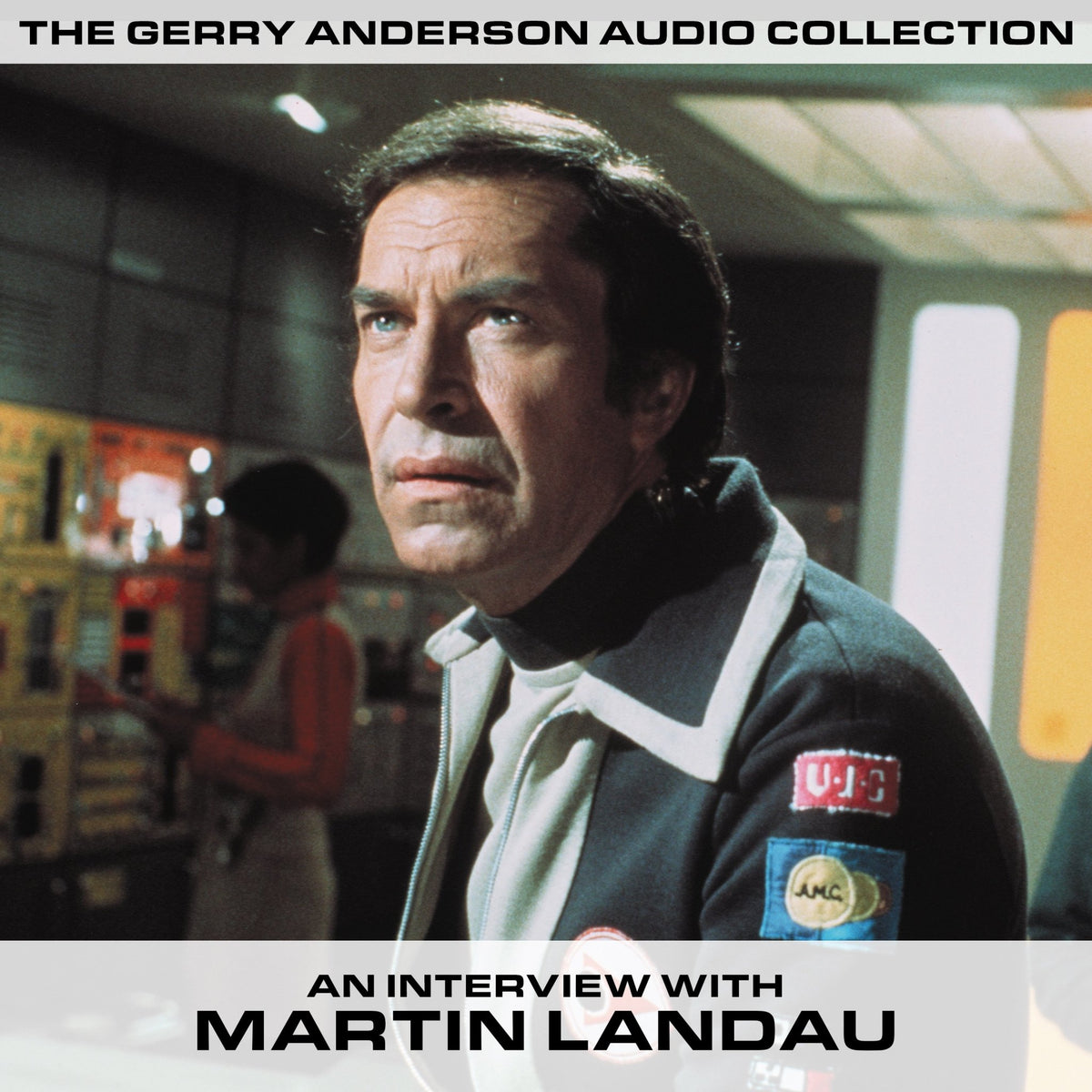 Martin Landau Archive Interview [DOWNLOAD] - The Gerry Anderson Store
