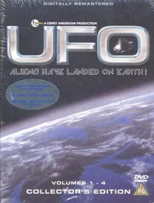 UFO Volumes 1 to 4 Collectors Editions Box Set [DVD]