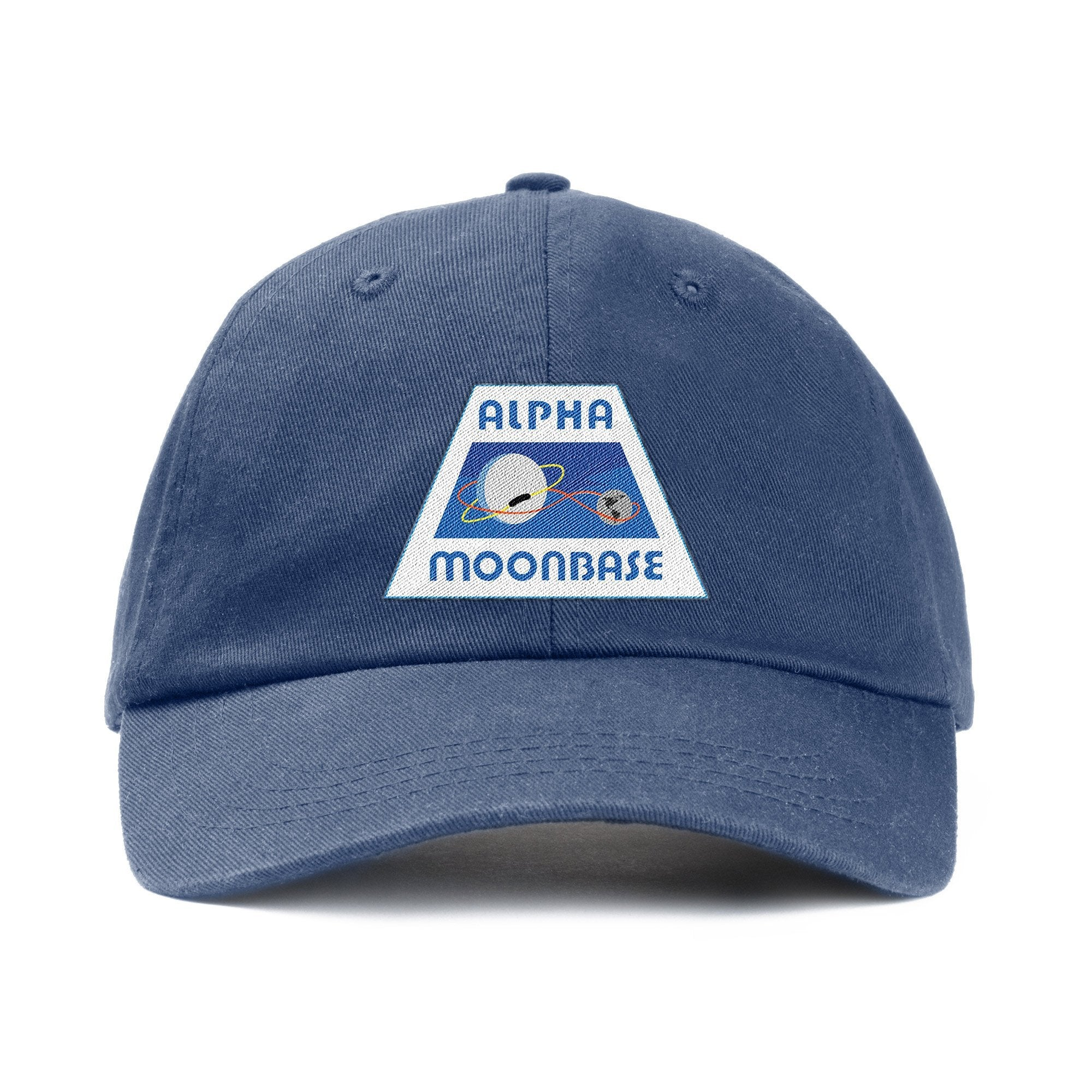 Moonbase Alpha/Space:1999 Baseball Cap [Official & Exclusive] - The Gerry Anderson Store