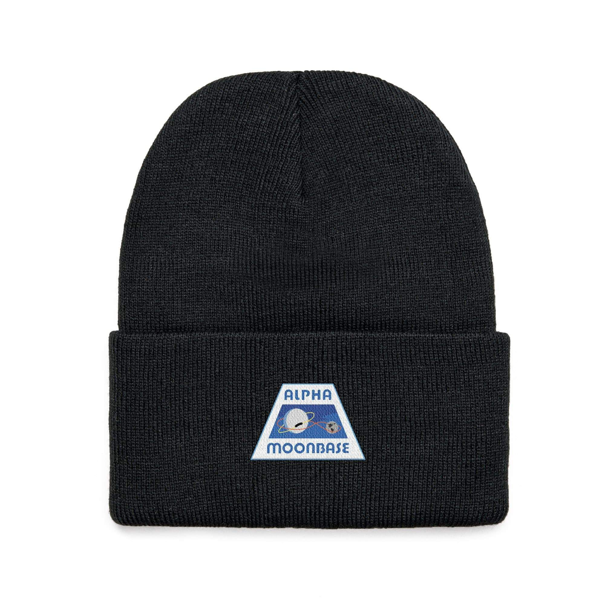 Moonbase Alpha/Space:1999 Beanie (Wooly hat) [Official & Exclusive] - The Gerry Anderson Store