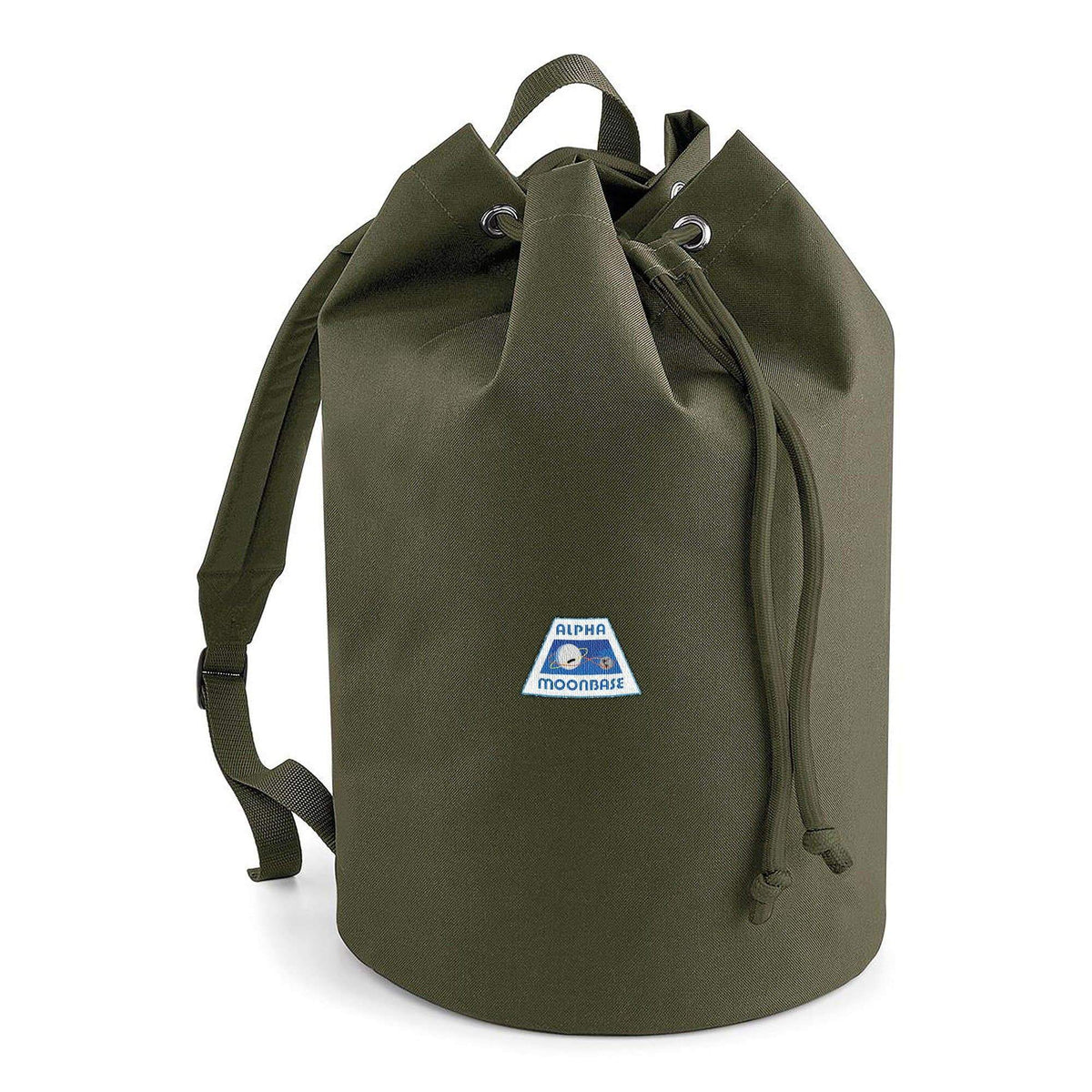 Moonbase Alpha/Space:1999 Drawstring Backpack [Official & Exclusive] - The Gerry Anderson Store