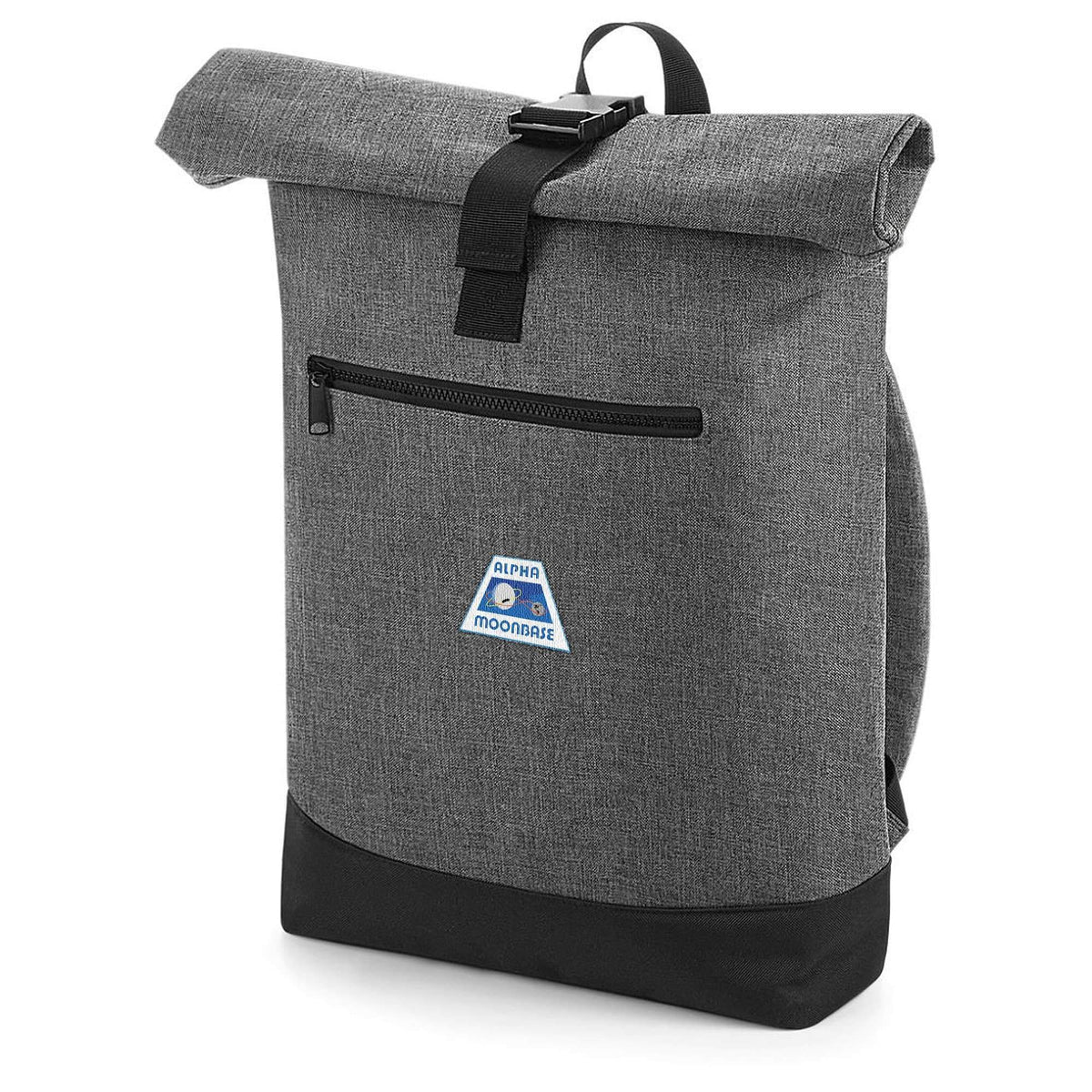 Moonbase Alpha/Space:1999 Rolltop Backpack [Official & Exclusive] - The Gerry Anderson Store