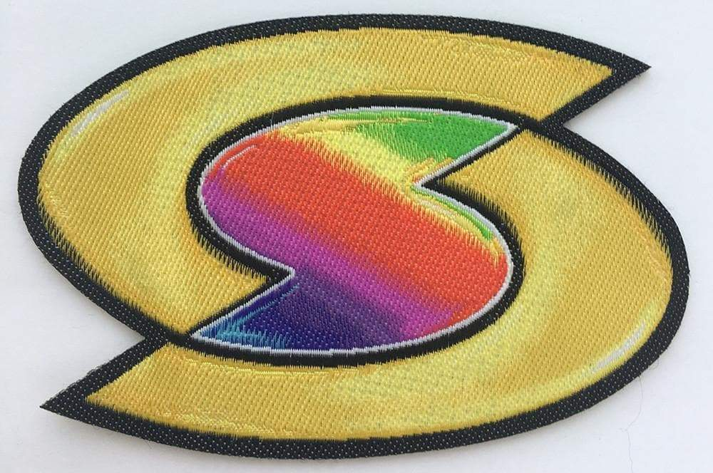 Official New Captain Scarlet Spectrum Logo Patch [Official & Exclusive] - The Gerry Anderson Store