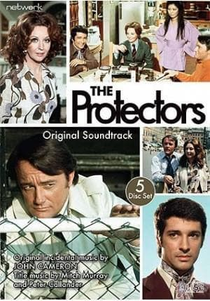 Protectors (The): Original Soundtrack (CD Set) - The Gerry Anderson Store
