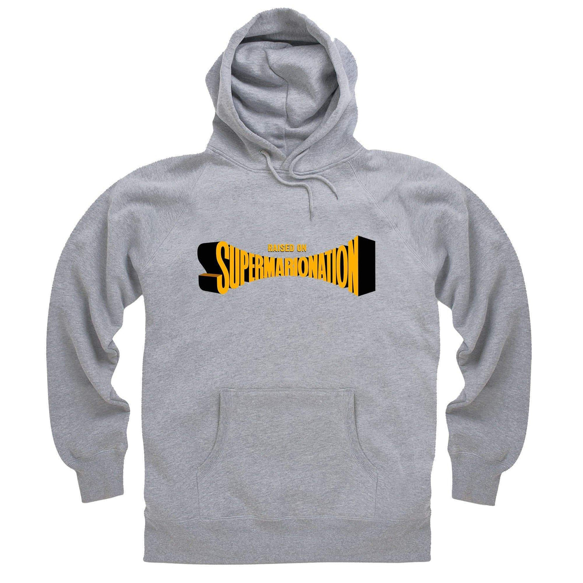 Raised on Supermarionation Hoodie [Official & Exclusive] - The Gerry Anderson Store