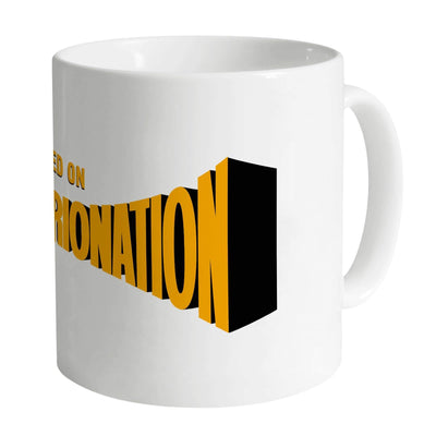 Raised on Supermarionation Mug [Official & Exclusive] - The Gerry Anderson Store