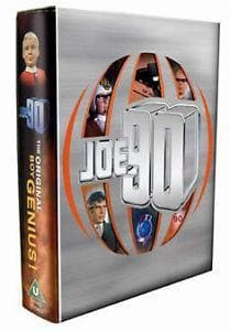 Joe 90: Complete Series Box Set [DVD] - The Gerry Anderson Store