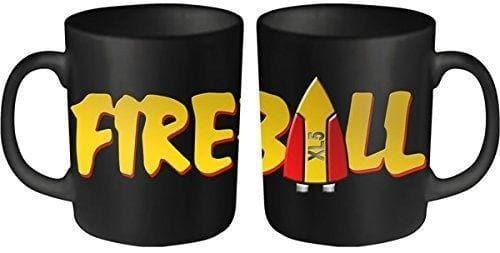Fireball XL5 Ship Badge Mug - The Gerry Anderson Store