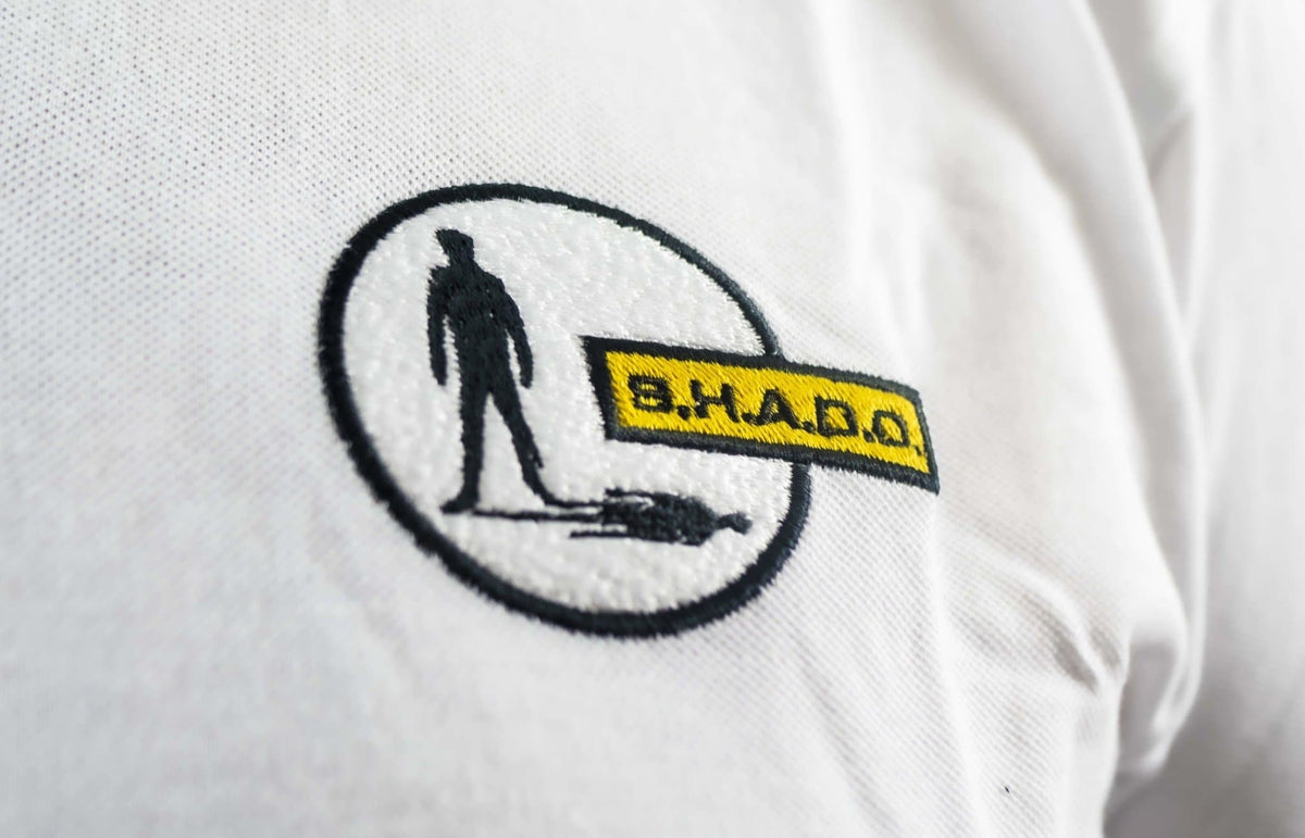 SHADO/UFO Men's Polo [Official & Exclusive] - The Gerry Anderson Store