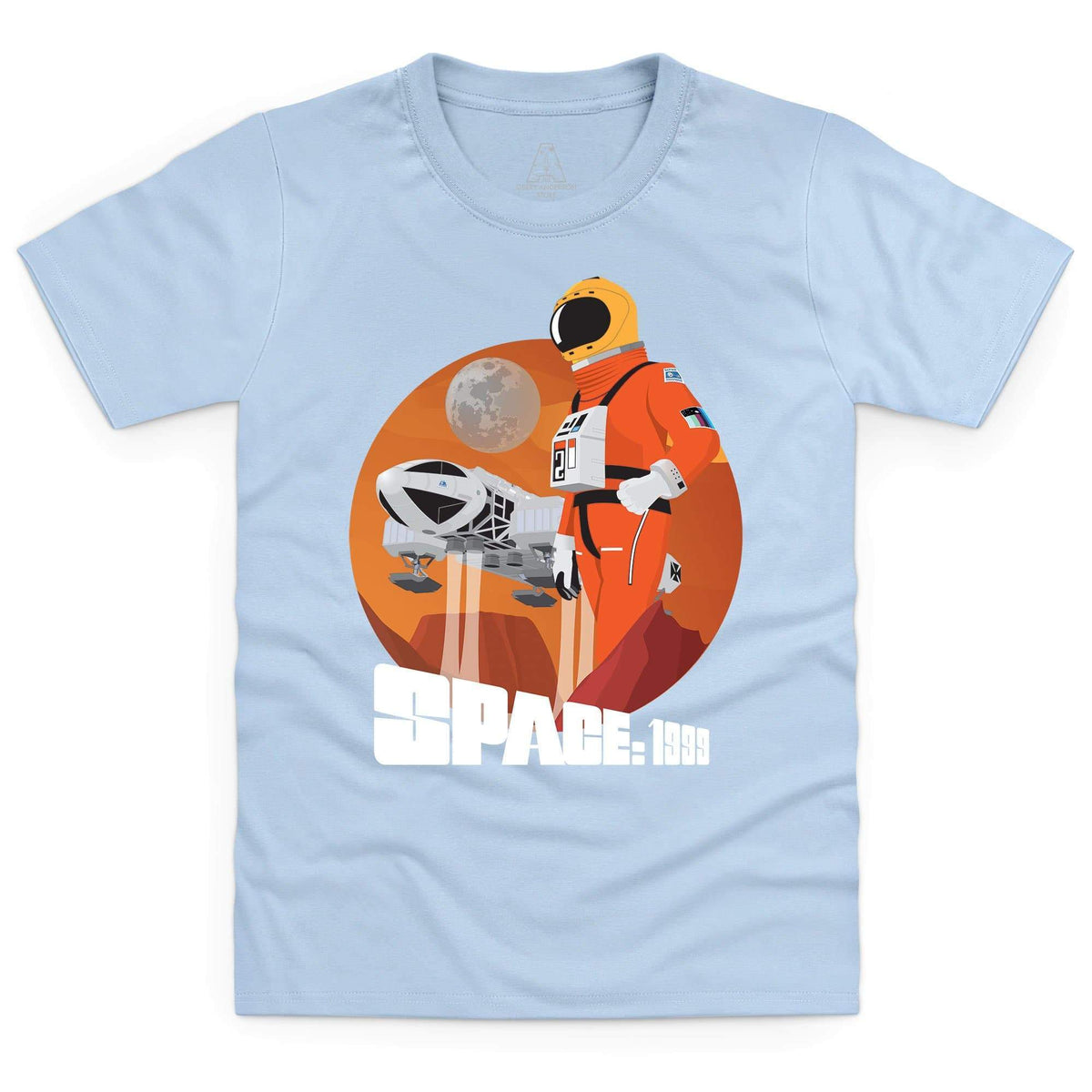 Space: 1999 Alphan Graphic Kid's T-Shirt [Official & Exclusive] - The Gerry Anderson Store