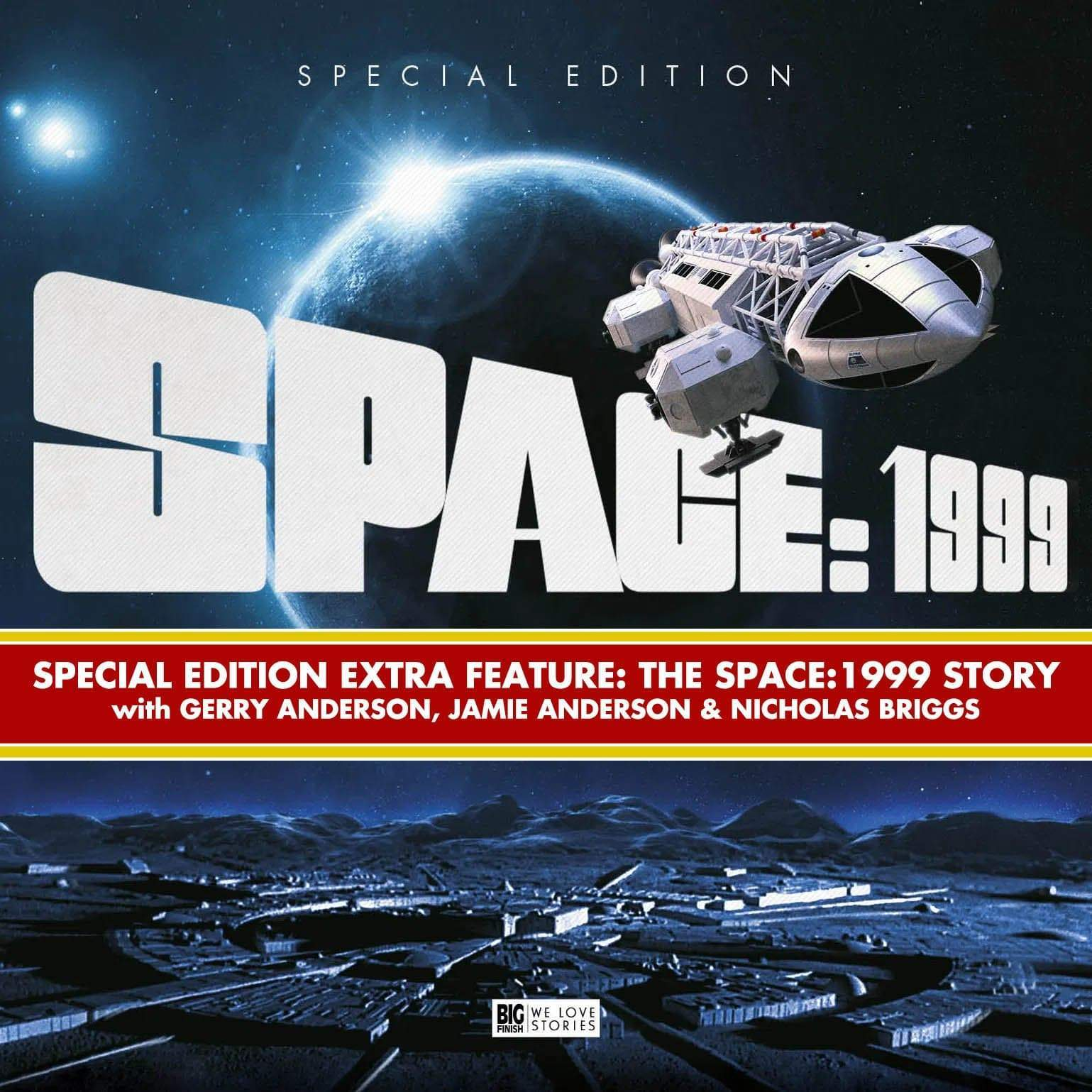 Space: 1999 Breakaway Special Edition Extra Feature [DOWNLOAD] - The Gerry Anderson Store