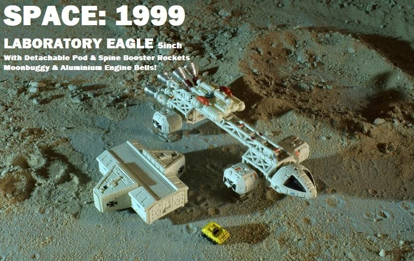 Space: 1999 Laboratory Eagle - The Gerry Anderson Store