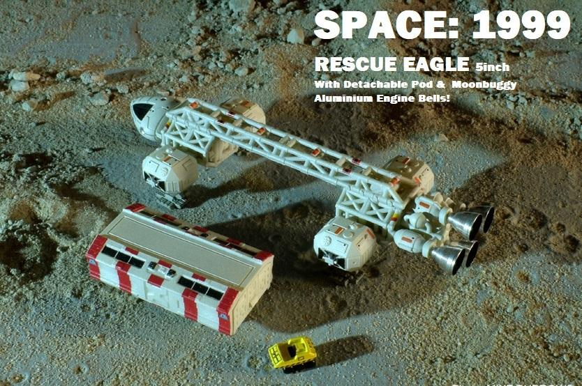 Space: 1999 Rescue Eagle - The Gerry Anderson Store