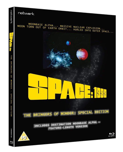 Space: 1999: The Bringers of Wonder: Special Edition [Blu-Ray](Region B) - The Gerry Anderson Store