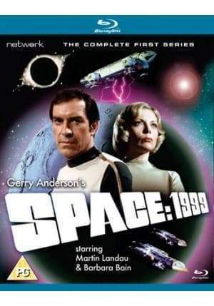 Space: 1999: The Complete Series 1 (Blu-ray or DVD Set)(Region B & 2 PAL)