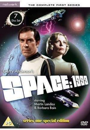 Space: 1999: The Complete Series 1 (Blu-ray or DVD Set)(Region B & 2 PAL) - The Gerry Anderson Store