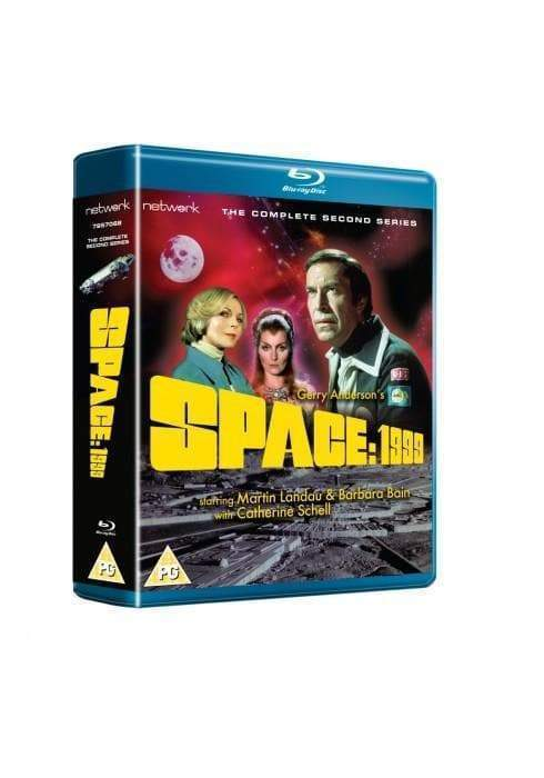 Space: 1999: The Complete Series 2 [Blu-Ray](Region B) - The Gerry Anderson Store