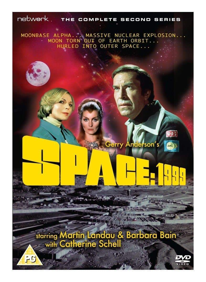 Space: 1999: The Complete Series 2  [DVD](Region 2) - The Gerry Anderson Store