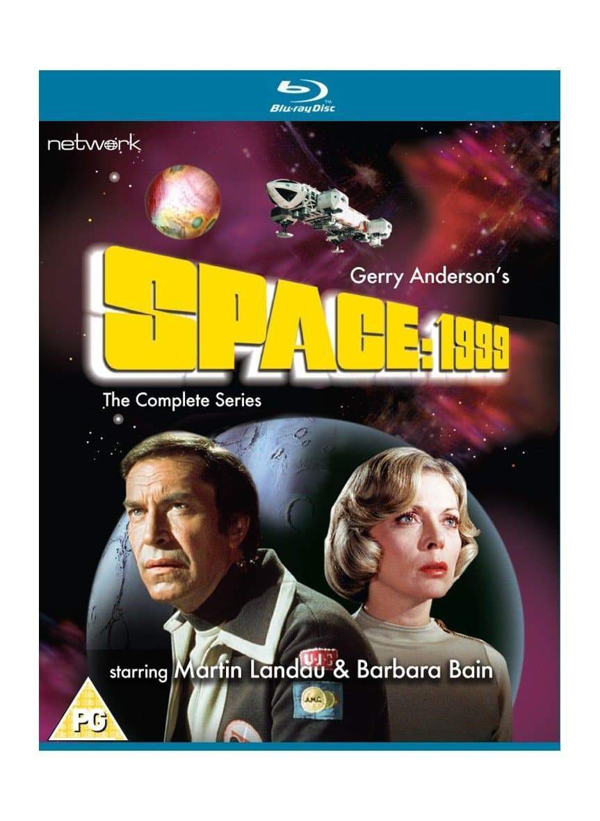 Space: 1999: The Complete Series [Blu-ray](Region B) - The Gerry Anderson Store