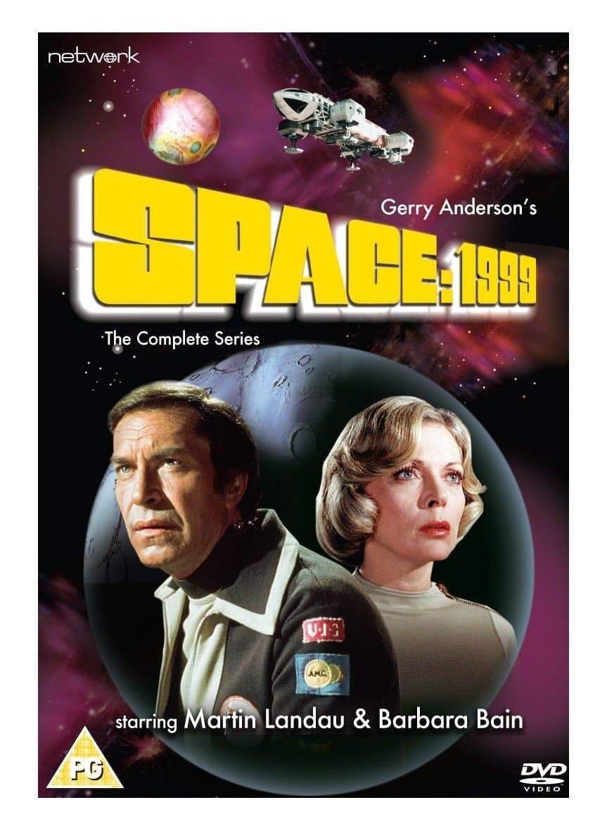 Space: 1999: The Complete Series [DVD](Region 2) - The Gerry Anderson Store