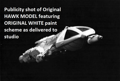 Space:1999 Model - Wargames Special Limited Edition - The Gerry Anderson Store