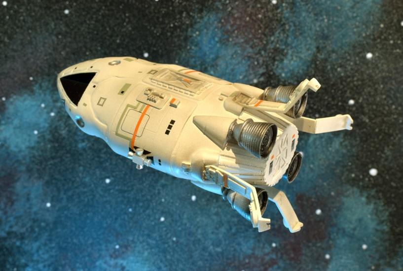 Space:1999 Models - Dragons Domain - The Gerry Anderson Store