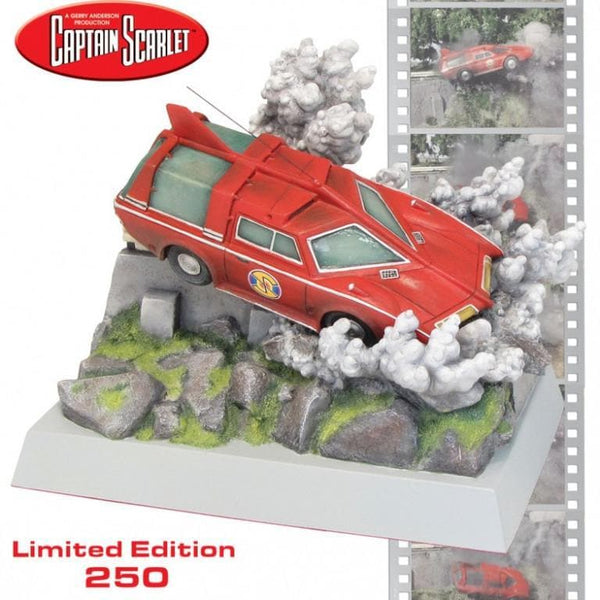 Robert Harrop Spectrum Saloon Car (Captain Scarlet) - The Gerry Anderson Store
