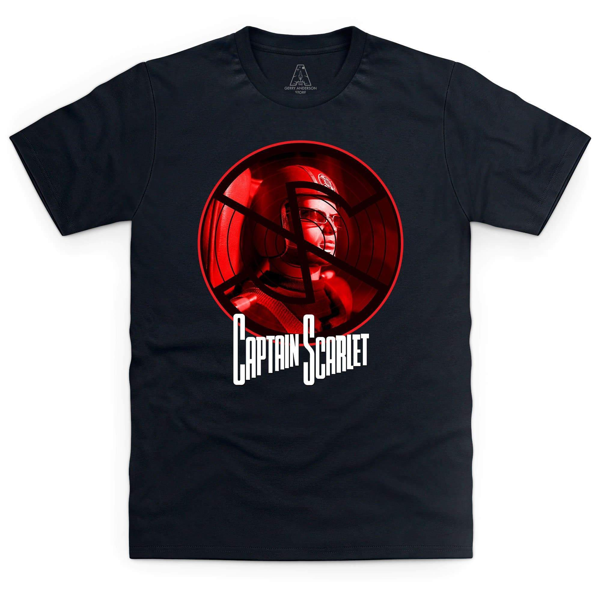 Spectrum vs Mysterons: Captain Scarlet (Limited Edition) Men's T-Shirt [Official & Exclusive] - The Gerry Anderson Store