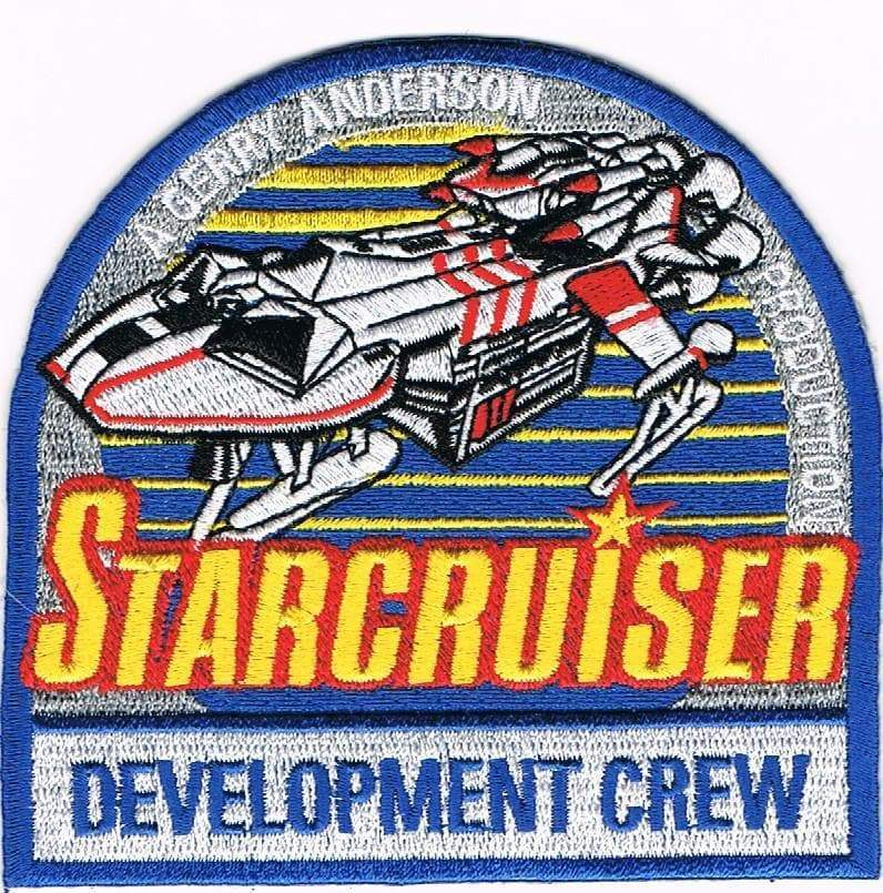 Starcruiser Patch - The Gerry Anderson Store