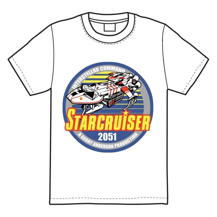 Starcruiser T-shirt - Gerry Anderson Official