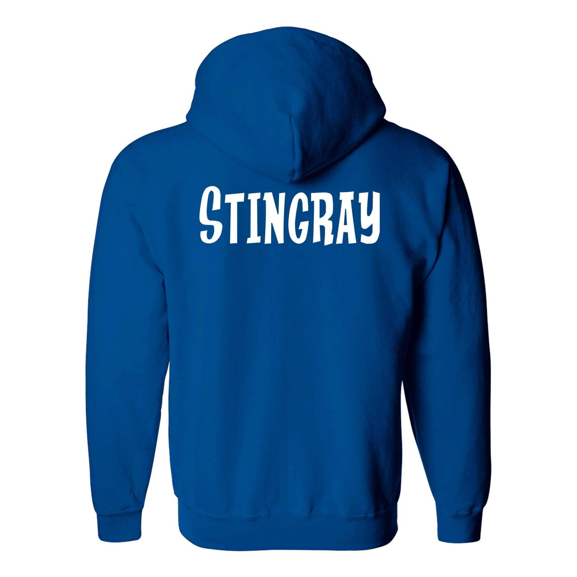 Stingray Hoodie [Official & Exclusive] - The Gerry Anderson Store