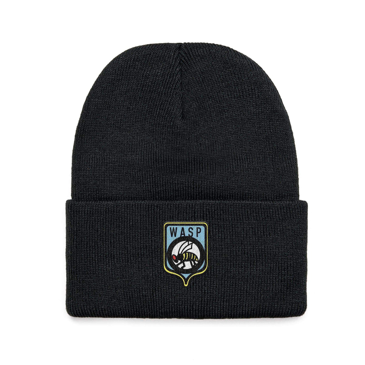 Stingray WASP Logo Beanie (Wooly hat) [Official & Exclusive] - The Gerry Anderson Store