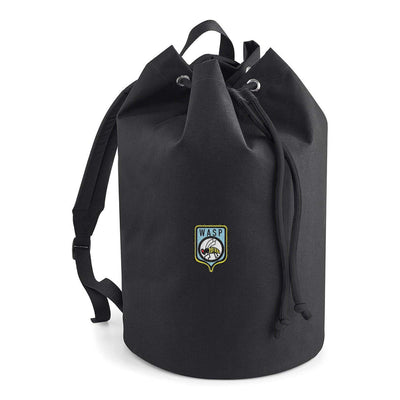 Stingray WASP Logo Drawstring Backpack [Official & Exclusive] - The Gerry Anderson Store