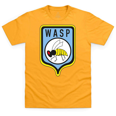 Stingray WASP Logo Men's T-Shirt [Official & Exclusive] - The Gerry Anderson Store