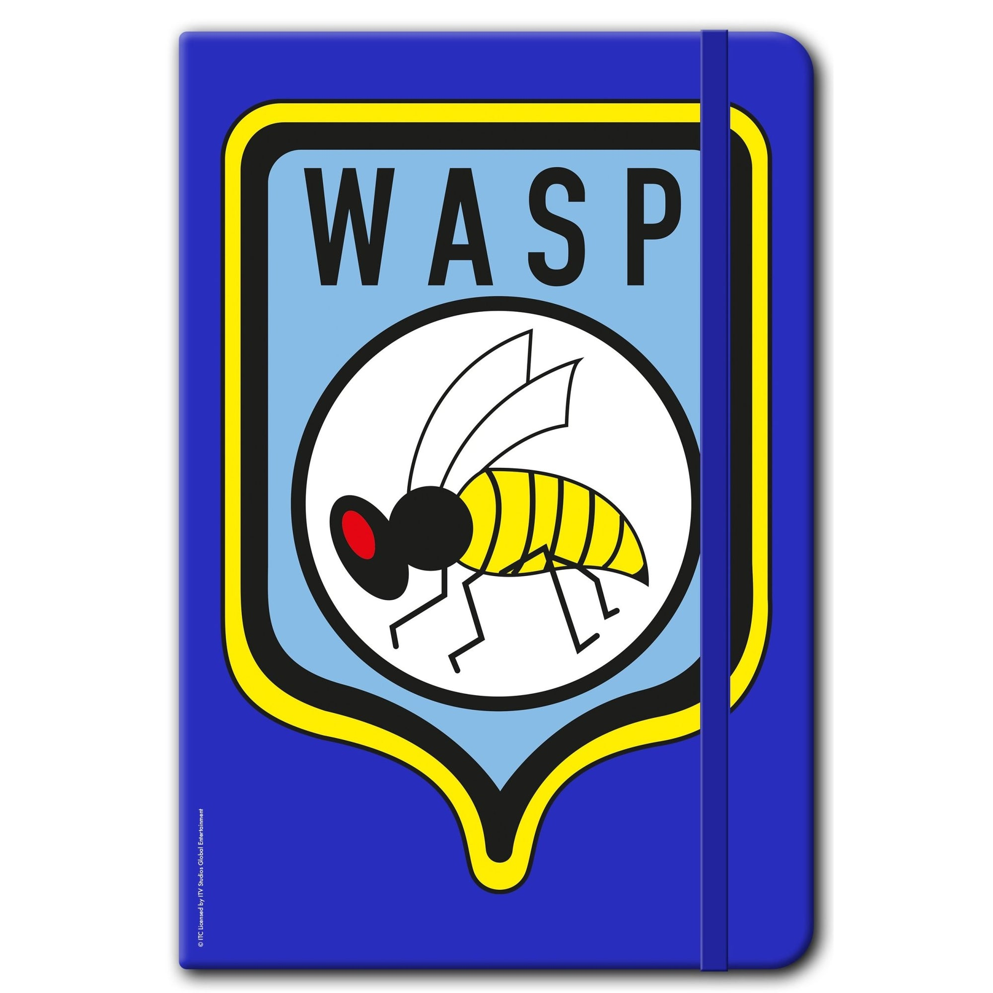 Stingray WASP Logo Notebook [Official & Exclusive] - The Gerry Anderson Store