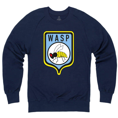Stingray WASP Logo Sweatshirt [Official & Exclusive] - The Gerry Anderson Store