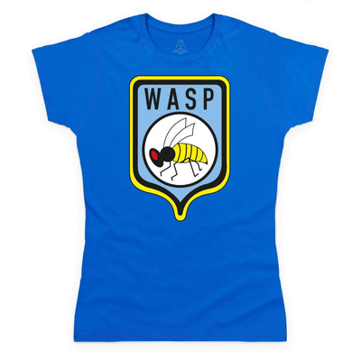 Stingray WASP Logo Women's T-Shirt [Official & Exclusive] - The Gerry Anderson Store