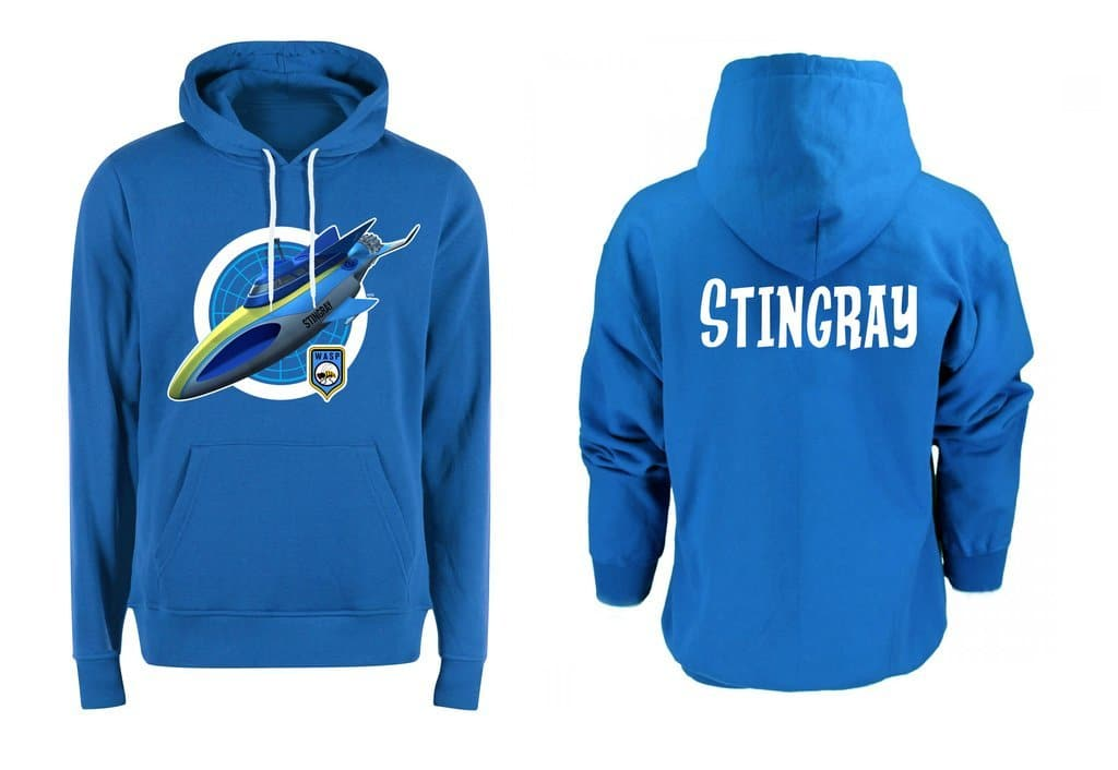 Stingray Hoodie [Official & Exclusive]