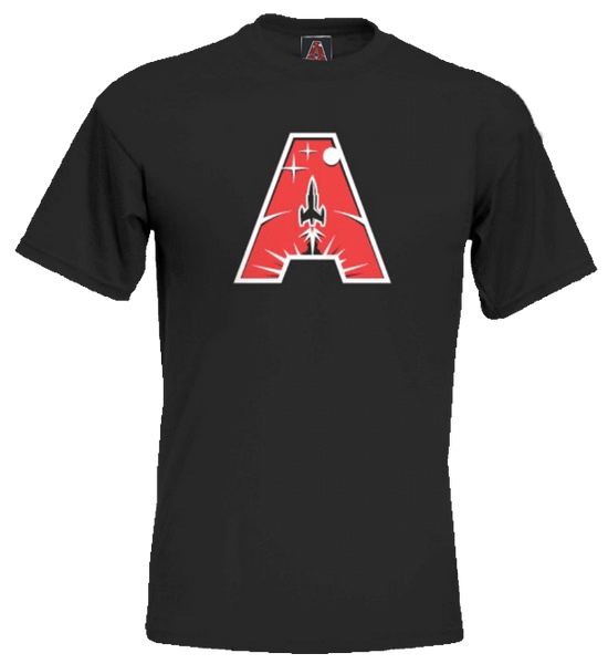 "Gerry Anderson ""A"" T-shirt - Gerry Anderson Official - 1"