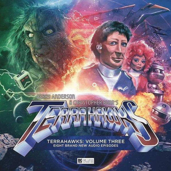 Terrahawks - Audio Drama Series - Volume Three [DOWNLOAD] - The Gerry Anderson Store