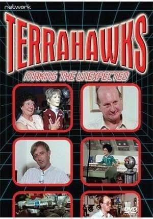 Terrahawks: Making the Unexpected (DVD)(Region 2) - The Gerry Anderson Store