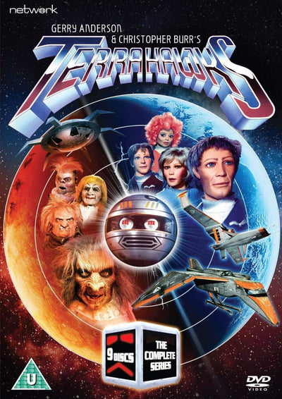 Terrahawks: The Complete Series [Blu-ray] or [DVD] Set (Region ABC & 0 PAL) - The Gerry Anderson Store