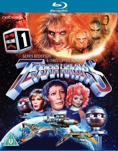 Terrahawks Volume 1: Episodes 1-13 (2 Blu-ray [HD] or 2 DVD Set)(Region ABC & 2 PAL) - The Gerry Anderson Store