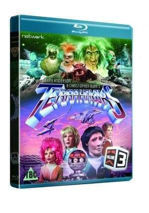 Terrahawks Volume 3: (2 Blu-ray [HD] or 3 DVD Set)(Region ABC & 0 PAL) - The Gerry Anderson Store