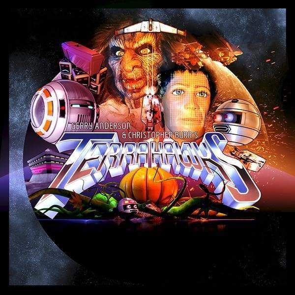 Terrahawks - Volume One [Audio Drama Series] - The Gerry Anderson Store