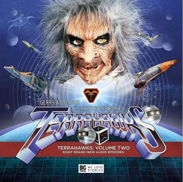 Terrahawks - Volume Two [Audio Drama Series] - The Gerry Anderson Store