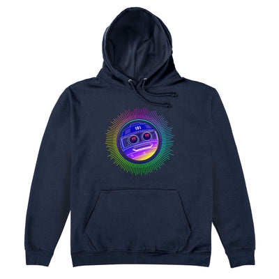 Terrahawks Zeroid Neon Hoodie [Official & Exclusive] - The Gerry Anderson Store