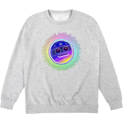 Terrahawks Zeroid Neon Sweatshirt [Official & Exclusive] - The Gerry Anderson Store