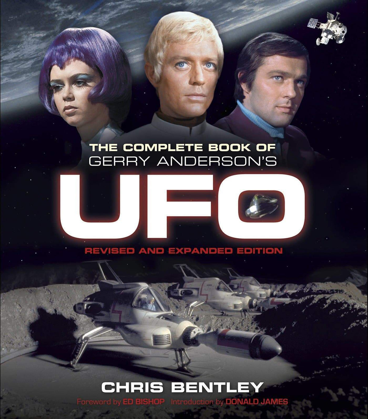 The Complete Book of Gerry Anderson's UFO - The Gerry Anderson Store