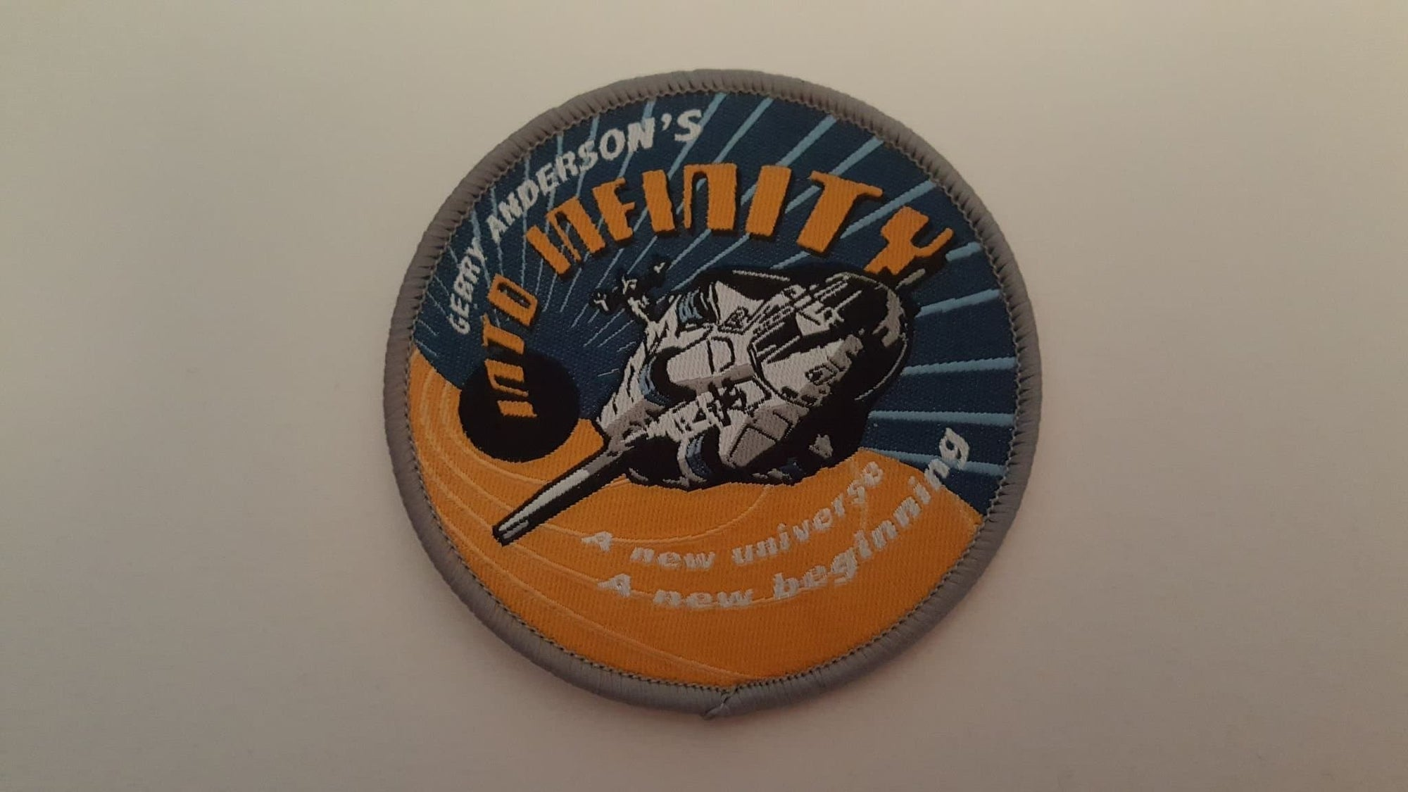 The Day After Tomorrow/ Into Infinity Patch - The Gerry Anderson Store